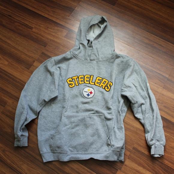 brand new bf821 65e38 Youth Steelers Hoodie